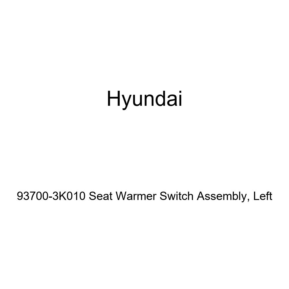 Left Genuine Hyundai 93700-3K010 Seat Warmer Switch Assembly