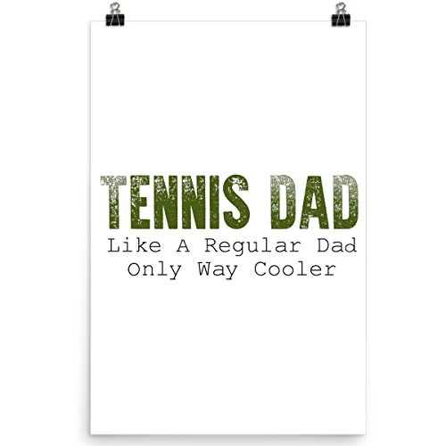 DoozyGifts99 Tennis Dad - I'm A Tennis Dad Father's Day Funn