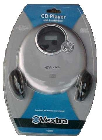 Vextra Cd Player with Headphone