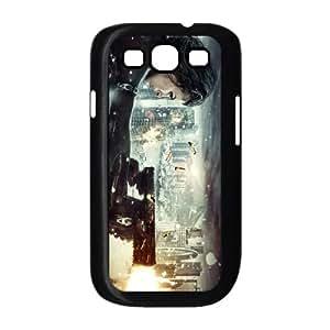 Resident Evil Retribution Movie 05 funda Samsung Galaxy S3 9300 caja funda del teléfono celular del teléfono celular negro cubierta de la caja funda EEECBCAAL06951