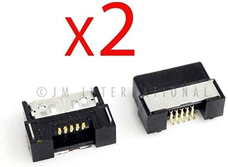 2X Amazon Kindle Fire 7 5th Gen SV98LN USB Dock Connector Charger Charging Port