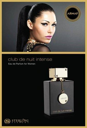 Price comparison product image Armaf Club De Nuit INTENSE Eau De Perfume For Woman 105ml by Armaf Club De Nuit Intense