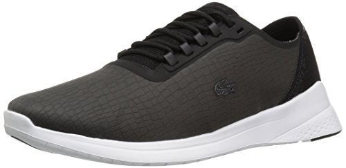 Donna Lacoste Lt Fit 118 1 Spw Sneaker Nero / Bianco