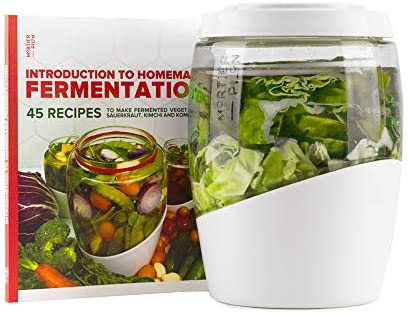 Mortier Pilon Fermentation sauerkraut vegetables product image
