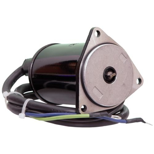 E10 Starter (DB Electrical TRM0045 Tilt Trim Motor For Suzuki DT Sersies, 38100-87D00-01T, 38100-87D00-02H, 38100-87E10-OED, 18-6785)