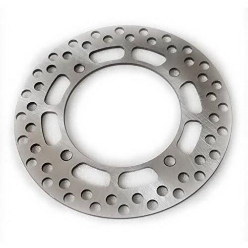 92 Brake Rotors (Sunny Rear Brake Disc Rotor For Suzuki TS125 90-96 TS200 89-94 DR250 90-95 DR350)