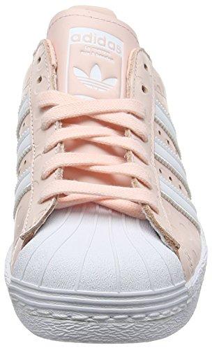80s Pink Scarpe Basse da Donna Footwear Superstar adidas White Rosa Ginnastica Icey 56qzxpWCwn