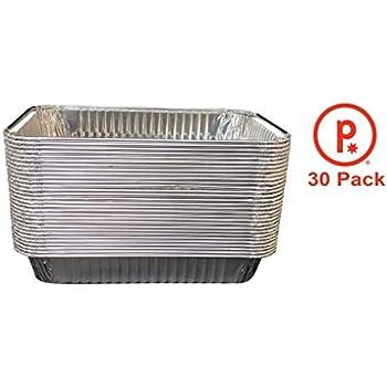 Amazon Com Pinkada Aluminum Foil Drip Pans Disposable