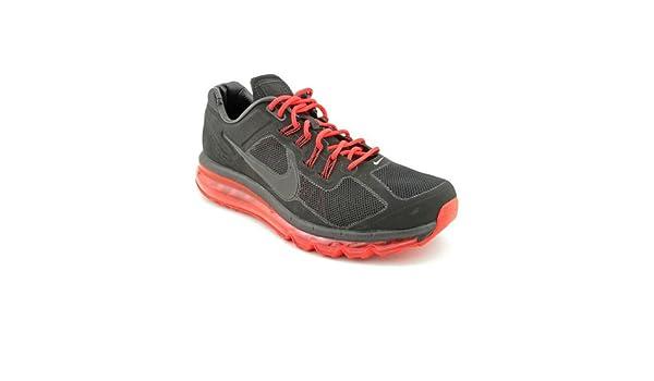 Nike Air Max 2013 EXT Mens Running Shoes 554967 006 Black 9