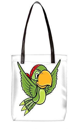 Snoogg Strandtasche, mehrfarbig (mehrfarbig) - LTR-BL-4491-ToteBag