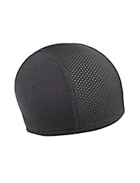 Unisex Breathable Helmet Inner Cap, Sunscreen Quick-Drying Liner. Outdoor Sports Hat Running Headband Cycling Camping Hiking Fitness Yoga