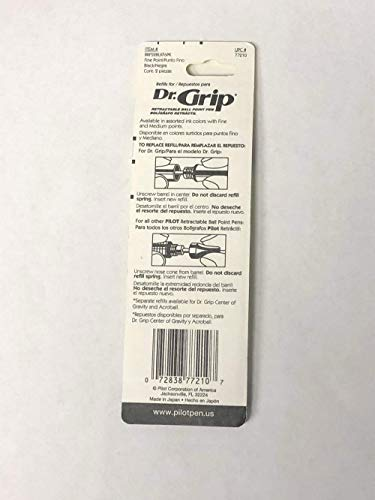 Buy pilot ballpoint pen refills