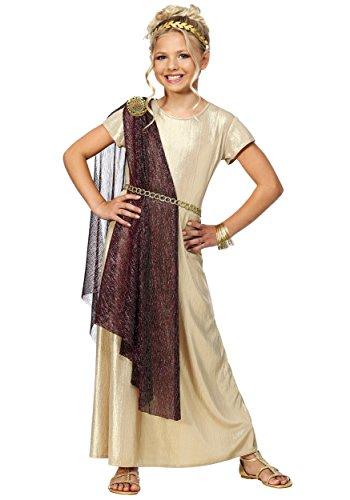 Girl's Royal Goddess Costume X-Large -