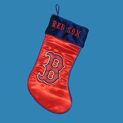 Boston Red Sox Christmas Stocking - 17