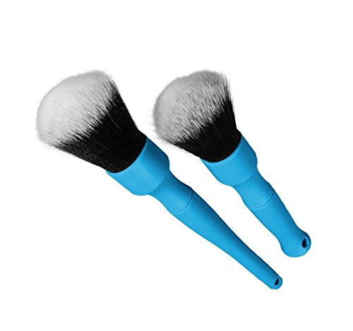 DETAIL FACTORY (2-Pack) Detailing Brush Set [The Rag Company Special Edition]