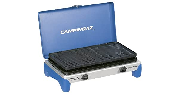 Campingaz Camping Kitchen Grill - Parrilla de gas para camping: Amazon.es: Deportes y aire libre
