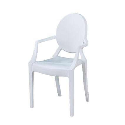 LXQGR Chaises de jardin en plastique, comptoir de cuisine ...