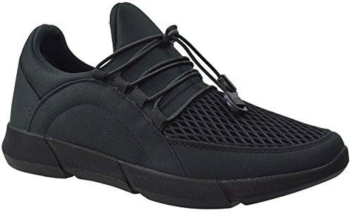 Compétition 02018 CAPRIUM Running de Chaussures homme Schwarz f77U6nq