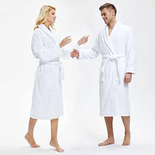well-wreapped Beryris Luxury Bathrobe for Women - Women s Terry Cloth Robe  in Bamboo Viscose ebb3bdc10