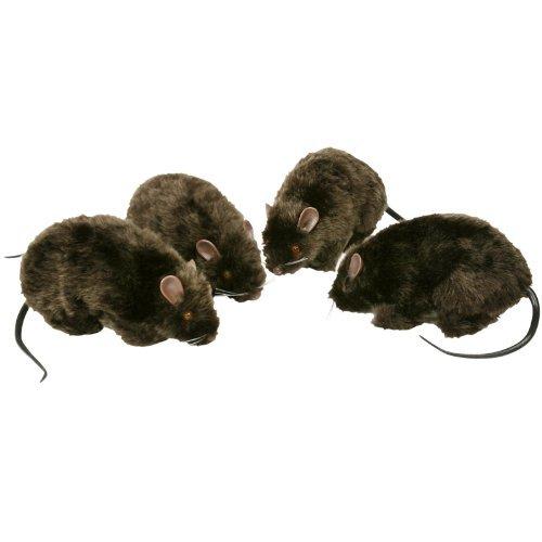 Forum Novelties Real Looking Fake Rat Prop for Halloween -