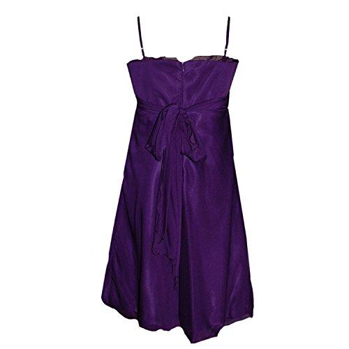 Festkleid Abendkleid Kleid amp; Lila lila JuJu Christine qtSZxwW1