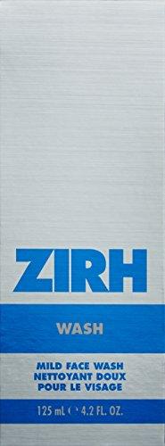Zirh Wash Mild Face Wash, 4.2 fl. oz.