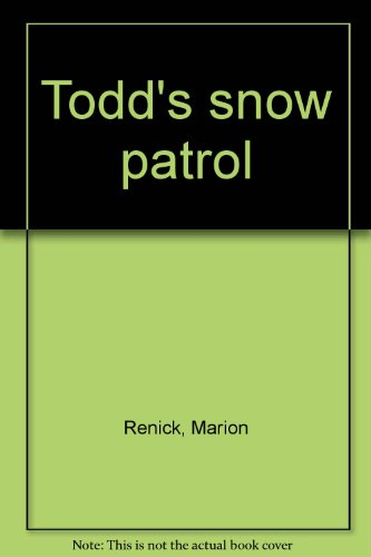 Todd's snow patrol