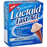 LACTAID FAST ACT CAP 32CP by J&J CONSUMER SECTOR ***