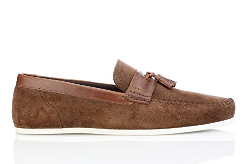 Red Tape Herren Houghton Brown Loafer