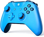 W&O Wireless Game Controller Compatible with Xbox One and Xbox One S/X, Compatible with Windows 7/8/10 (B