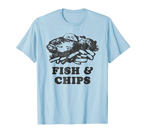 Fish And Chips - Light T-Shirt