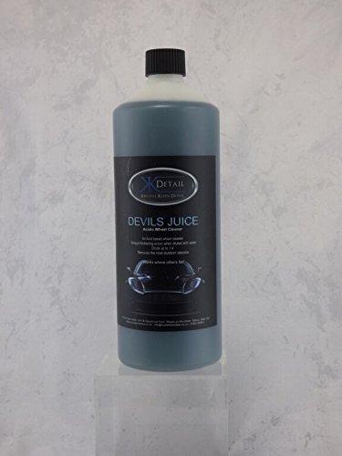 Krystal Kleen Detail Devils Juice Advanced Acidic Wheel Cleaner - 1 Litre