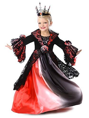 Princess Paradise Valentina Vampire Costume, Multicolor, X-Small