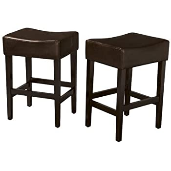 upholstered counter stools with arms swivel backs this item leather backless stool set