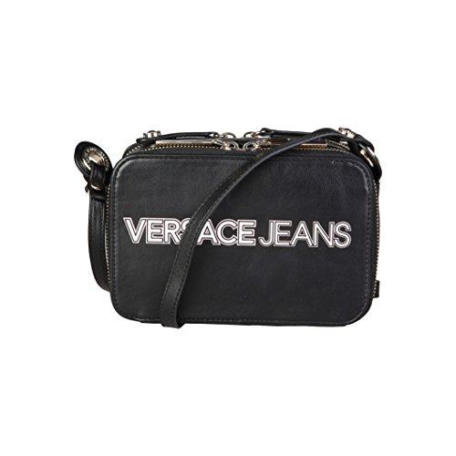 Versace Jeans E1VPBBO5_75589 Bolsos De Embrague Para Mujer Bolsos De Mano Carteras De Mano