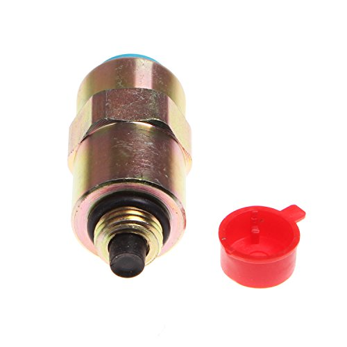 Mover Parts Fuel Shut Off Solenoid for New Holland Skid Steer L865 L88S LS190 LX865 L783 by Mover Parts
