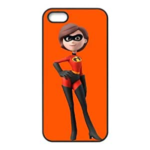 iphone5 5s phone cases Black The Incredibles cell phone cases Beautiful gifts PYSY9384230