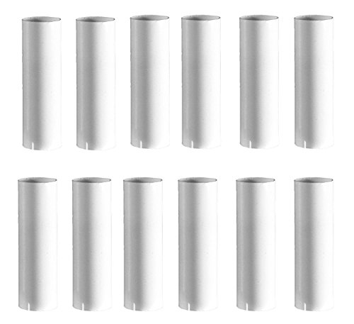 - B&P Lamp Set of 12 Standard Candle Covers (4