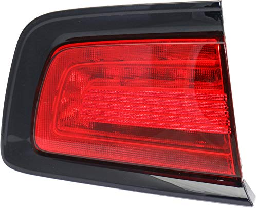 Tail Light Assembly Compatible with 2011-2014 Dodge Charger Outer LED Driver Side