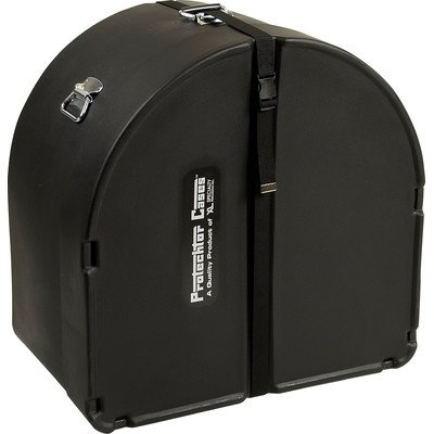 Gator Cases Protechtor Series Classic Steel Pan Drum Case; Fits 26