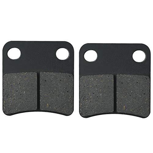 AHL Semi-metallic Front or Rear Brake Pads FA257 for HONDA 750 Integra Scooter-DCT (NC 750 D) Parking Brake 2014-2017 PB (Honda Nc 750 Integra)