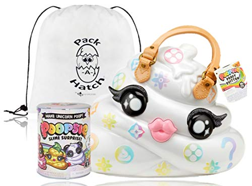 Poopsie Pooey Puitton Purse and Pack of Unicorn Slime W/ Exclusive Pack a Hatch by Poopsie (Image #1)