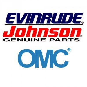 OEM OMC JOHNSON EVINRUDE BRP SYSTEMATCHED HPF ULTRA SYNTHETIC BLEND MARINE GEARCASE LUBRICANT - GEAR LUBE 32OZ QUART