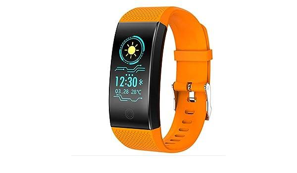 POKQHG Smart Horloge Mannen Vrouwen Sport Brazalete ...