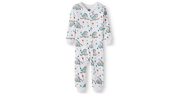744d7871c Amazon.com  Disney Baby Unisex Infant Dumbo Cotton Non-Footed Pajama ...