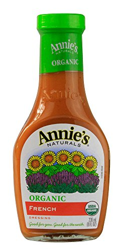 (Annie's Naturals Dressing, Og, French, 8-Ounce (Pack of 6))