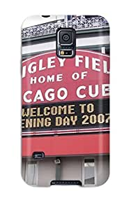 Brandy K. Fountain's Shop chicago cubs MLB Sports & Colleges best Samsung Galaxy S5 cases