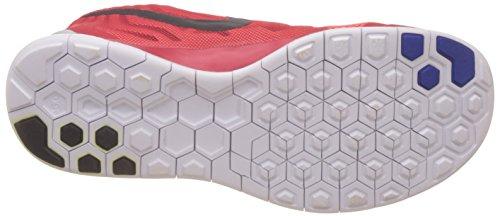 Nike Heren Gratis 5.0 Loopschoen Rood / Zwart / Wit