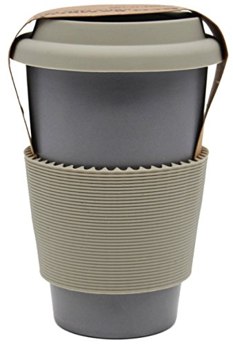 Eco Friendly Mugs - EcoMugs Coffee Mug, Coffee Travel Mug, Organic Coffee Mug, Reusable Coffee Mug