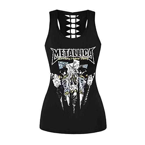 Womens Metallica Tank Top - S, M, L, XL